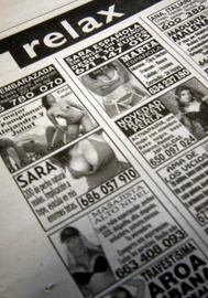 anuncios periodico prostitutas videos prostitutas españa