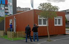 Contenedores martimos se transforman en viviendas - Contenedores vivienda precios ...