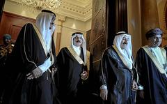 Mercenarios de la contrarrevolución, el Consejo de Cooperación del Golfo P019_f02_148x092